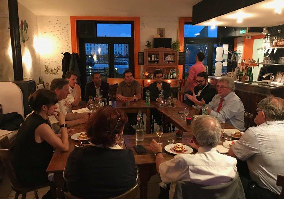 Rencontre avec les maires et leurs représentants du Sud – Ouest de la Métropole de Lyon