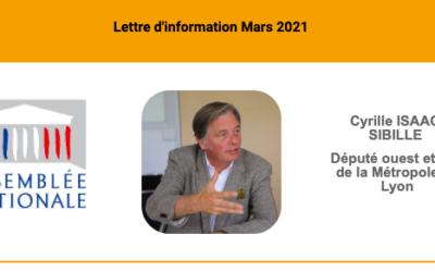 Lettre d'information Mars 2021