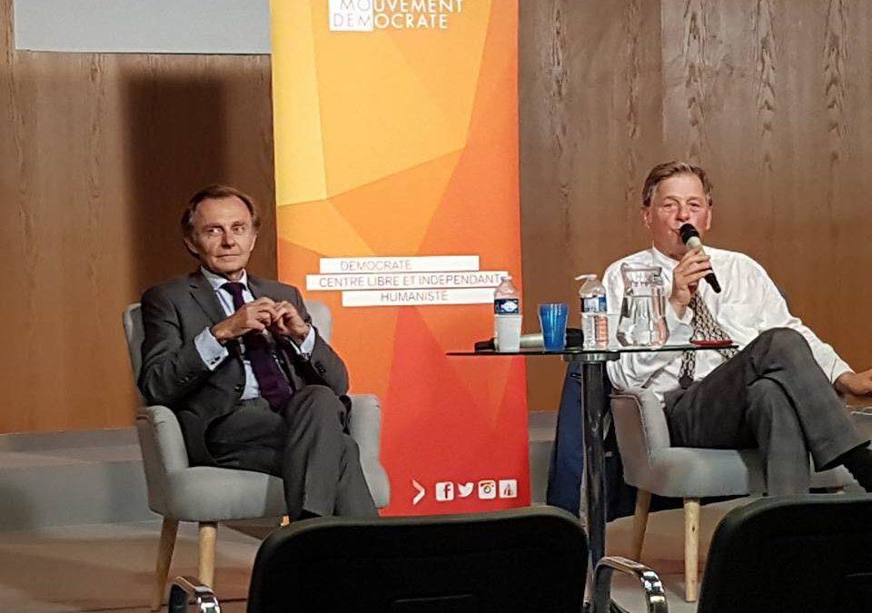 Conférence-débat sur le thème : «Une politique de prévention en santé pour réduire les inégalités»
