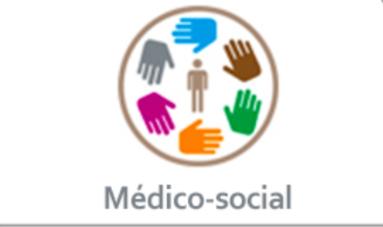 Soutien aux établissements médicos-sociaux.