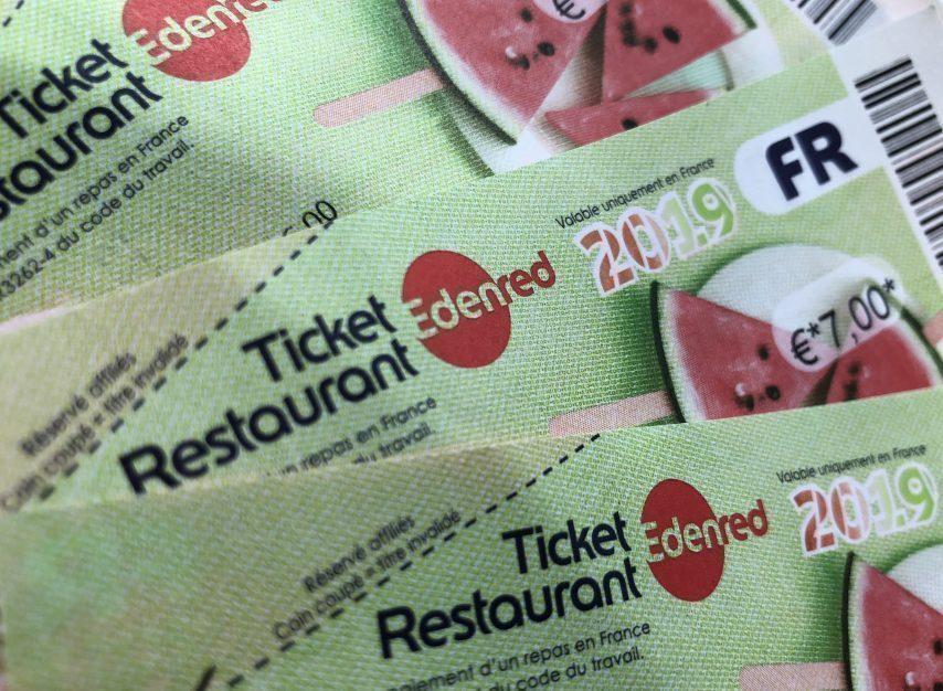 Augmentation du plafond des tickets restaurant