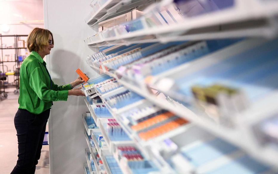 Les pharmaciens peuvent désormais délivrer des masques non sanitaires