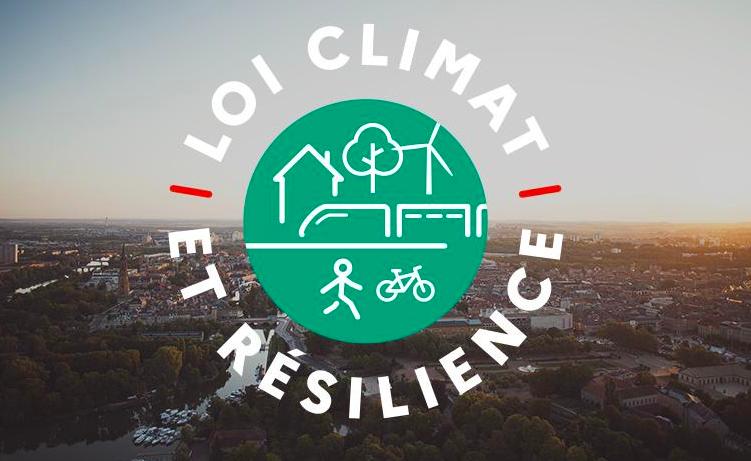 projet de loi sur la lutte contre le dérèglement climatique.