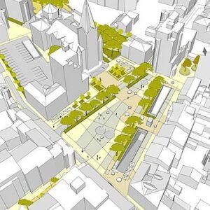 Tous droits réservés : Plan B Architectes Urbanistes